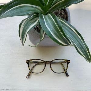 Warby Parker Chandler Frames in Olivewood